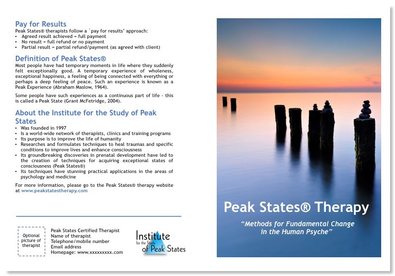 Peak States Therapy Brochure - Revision 2.1 Dec 8 2017 jpg.001